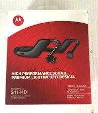 Motorola S11 Hd Bluetooth Stereo Headset - Black (89590N)