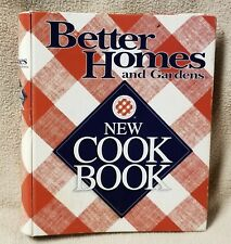 BETTER HOMES AND GARDENS NEW COOKBOOK Cook Book 1996 5-Ring Binder GUC