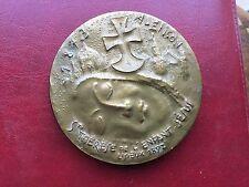 Alençon Jolie Médaille Sainte Thérèse De L'enfant Jésus