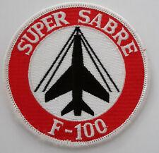 Patch North American F-100 Super Sabre