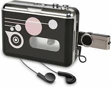 CONVERSOR USB CONVERTIDOR CINTAS CASETE CASSETTE A MP3 PENDRIVE SIN ORDENADOR