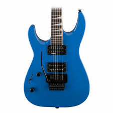 Jackson JS Series JS321 Dinky DKA Left Handed Bright Blue Electric Guitar