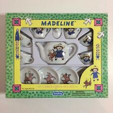 Vintage Madeline Mini China Tea Set - 13 Pieces - Schylling - Nib
