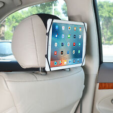 TFY Car Headrest Mount Silicon Net Holder for i Phone 11 Pro max, i Pad 2/3/4