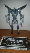 Transformers Prime First Edition Deluxe Starscream Loose Complete