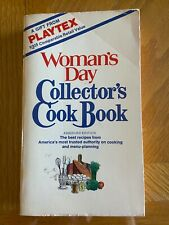 Vintage Woman's Day Collector's Cook Book A Gift From Playtex 1973