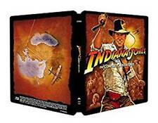 Blu Ray INDIANA JONES ***Collection 1-4 (Steelbook) (5 Blu-Ray)***  .....NUOVO