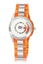 The One watch señores reloj órbita an08g07 de plataforma giratoria de visualización, nuevo y en su embalaje original
