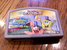 Leapster Leap Frog L Max Sponge Bob Saves The Day Game