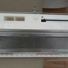 """Taitexma Th860L 48"""" Knitting Machine Extended Bed, 20 Punchcards, 272 Needles x"""