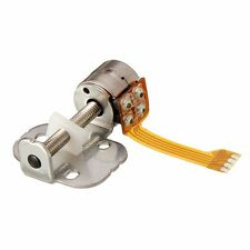 6mm 2-phase 4-wire Micro-step Motor DC2V-5V Mini Slider Screw Stepper Motor