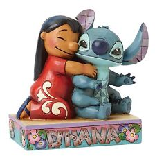 Disney Traditions 4043643 Ohana Means Family Lilo and Stitch Figurine