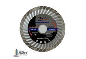 115 mm Diamond Cutting Blade discs Concrete Stone General Purpose Premium Turbo