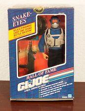 1991 GI JOE HALL OF FAME SNAKE-EYES ACTION FIGURE MIB