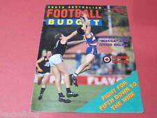 1995 September SANFL Football Budget McKinnon  Chandler  Bartlett Van Dommele