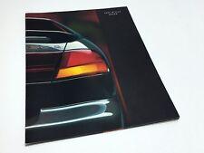1995 Nissan 200 SX Brochure