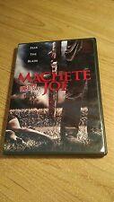 Machete Joe ~  UNRATED  (DVD, 2012, Canadian)  Widescreen Version
