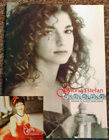 Gloria Estefan Get On Your Feet World Tour Programme + Miami Hit Mix CD single