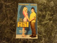 Shallow Hal (VHS, 2002) RARE LIKE NEW FAST SHIP Gwyneth Paltrow Jack Black GREAT
