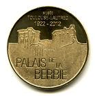 81 ALBI Palais de la Berbie, Musée Toulouse-Lautrec, 2012, Monnaie de Paris