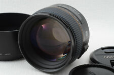 MINOLTA AF 85mm f 1.4 G (22) D for Minolta/Sony [Near N] From Japan (99-C26)