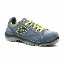 LOTTO WORKS scarpe antinfortunistiche nubuck impermeabili T2180 JUMP 750 S3 SRC