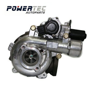 Turbo charger CT16V 17201-30160 17201-30101 for Toyota Hilux 3.0 171HP 1KD-FTV