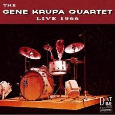Gene Krupa Quartet - Live 1966 CD Dot Time Legends