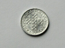 Portugal 1975 10 CENTAVOS Aluminum Coin (tiny size 15mm)