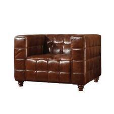 Design Chair | Art | Leather | Brown | Ruggiero
