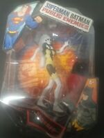 "DC Superman Batman Public Enemies SILVER BANSHEE Justice League 6"" Brimstone"