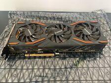 GIGABYTE GeForce GTX 1080 Windforce OC Edition 8gb Video Card
