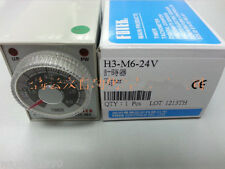 1pcs New FOTEK timer H3-M6-24V