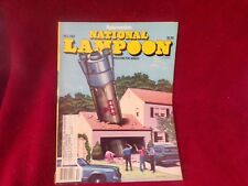 "Vintage (Oct.,1980) National Lampoon, Adult Humor: ""Aggression"" Edition"