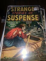Strange Stories of Suspense #13 1956 Atlas-Bill Everett-Gene Colon . See pics