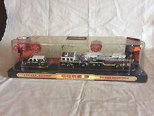 Code 3 Collectors Club Fire Chiefs Edition #5 LTI TDA Ladder Truck & Suburban