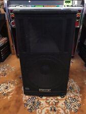 "EV Electro-Voice  Eliminator 15""+Horn Non-Powered Speaker 350 W 8 Ohm"