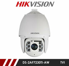 Hikvision DS-2AF7230TI-AW Turbo HD External IR PTZ Camera/Smart Tracking & Wiper