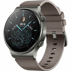 Huawei WATCH GT 2 Pro Leather 46mm AMOLED Touchscreen 4GB Water Resistant