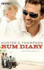 Rum Diary: Roman zum Film von Hunter S. Thompson | Buch | Zustand sehr gut