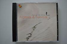 Folk Of The World: Algeria & Tunisia Algerien & Tunesien - CD