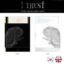 [NEW + SEALED!] (G)I-DLE I Trust 3rd Mini Album Kpop K-pop UK