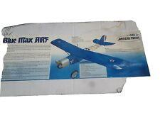Model Tech Airplane Blue Max Arf