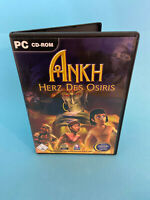 PC Spiel * Ankh: Herz des Osiris (PC-CD-ROM, 2006, DVD-Box)