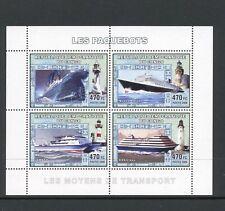 Congo 2006 Passenger Ships sheet MNH