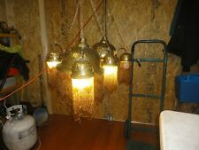 Pre-Owned BRASS MEADTERAIN LIGHTS