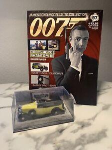 James Bond Modellauto-Collection Nr. 97 Rolls-Royce Phantom III mit Heft