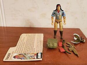 Vintage GI Joe ARAH 1984 Spirit Complete