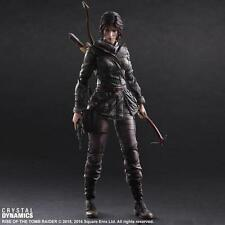 Playstation4 Rise of the Tomb Raider Lara Croft 27cm Action Figure NEW BOXED