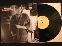 HARRY NILSSON - Nilsson Schmilsson - 1971 Vinyl 12'' Lp./ VG+/ Prog Rock AOR